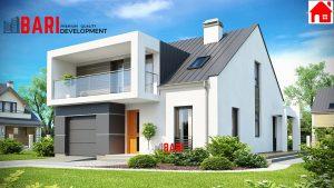 24960$-მანსარდული სახლი-208 კვ.მ