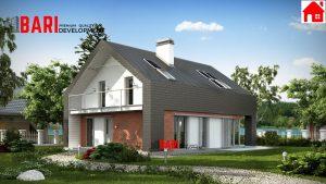 18240$-მანსარდული სახლი-152 კვ.მ